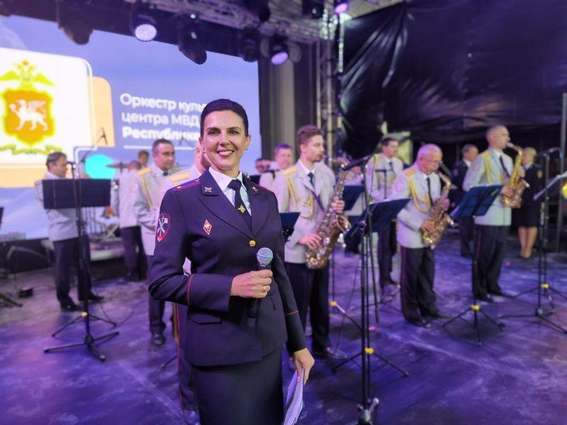 Оркестр культурного центра МВД по Республике Крым стал участником фестиваля «Таврида.Арт» 2021
