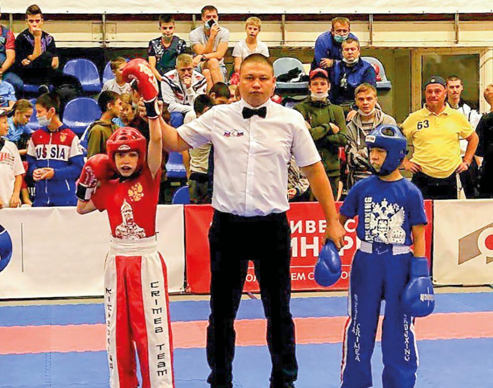 Крымские кикбоксёры завоевали 21 медаль на всероссийских юношеских играх боевых искусств