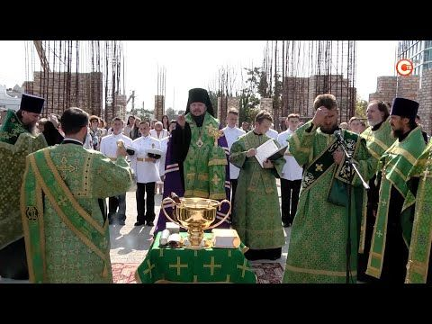 К 80-летию Великой Победы в Севастополе должен появиться новый храм (СЮЖЕТ)