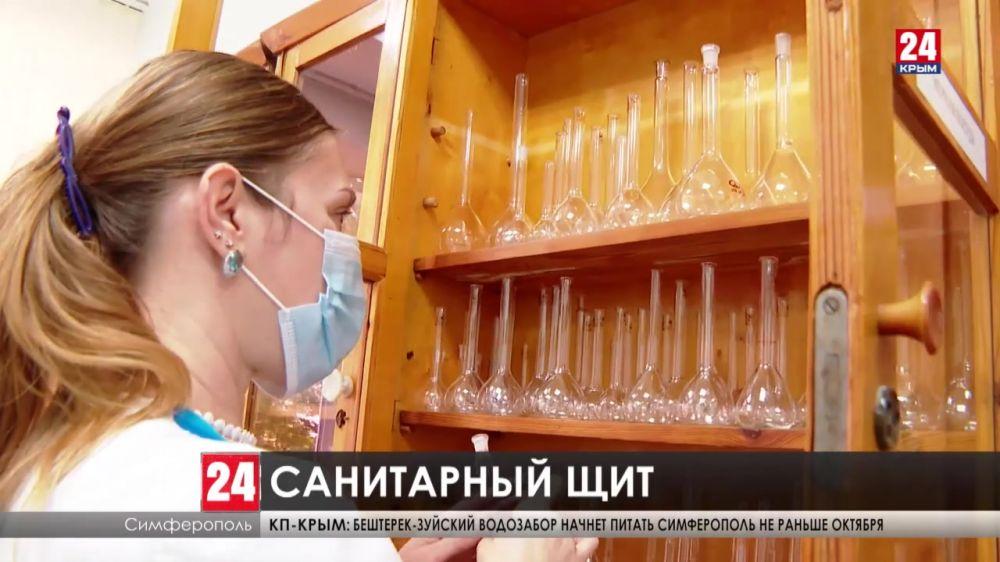 Вирус не пройдет. Как работает Роспотребнадзор в Крыму?