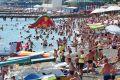 Температура воды в Черном море на сентябрь 2021: Когда остынет вода в Крыму
