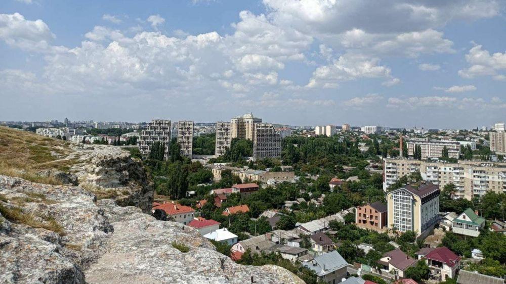 """У Симферополя появится """"лицо"""": фасады оформят в едином стиле"""