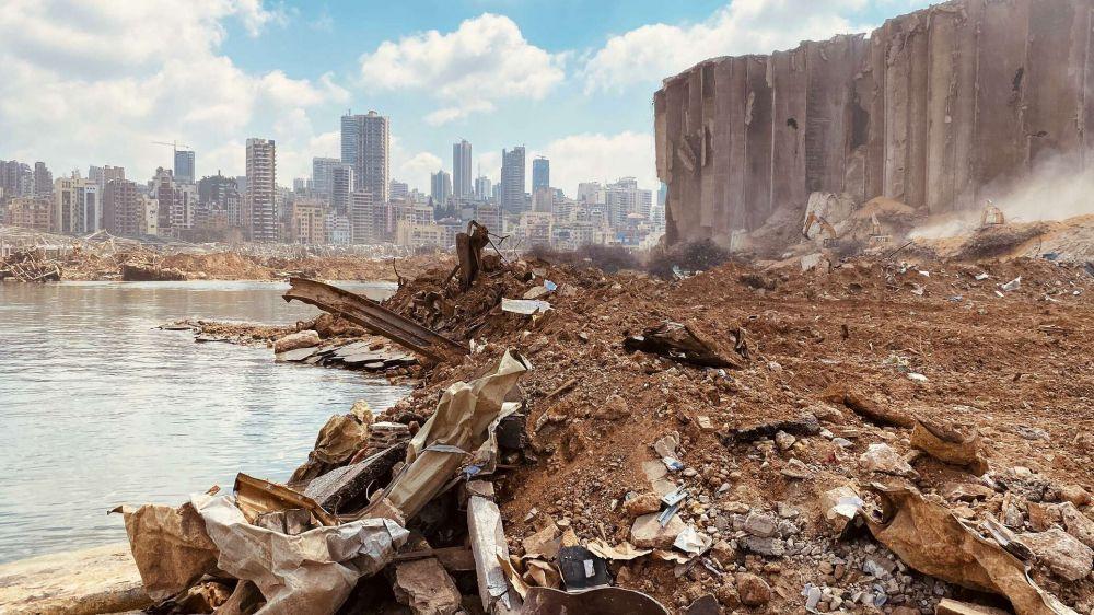 СМИ нашли украинский след во взрыве в порту Бейрута