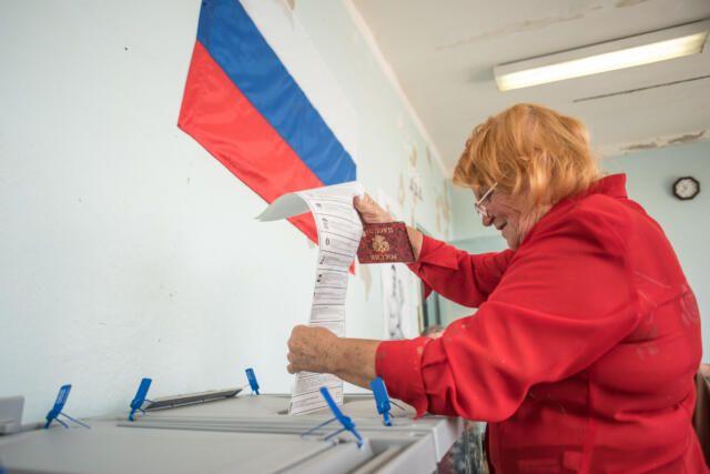 Международные наблюдатели будут присутствовать на избирательных участках в Крыму