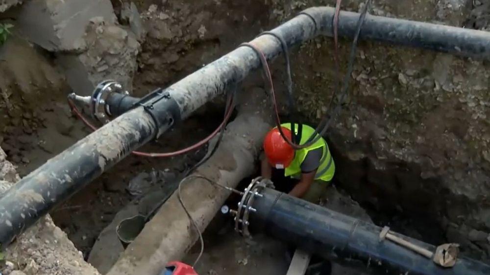 МинЖКХ РК информирует о временных отключениях и ограничениях водоснабжения в г. Симферополе