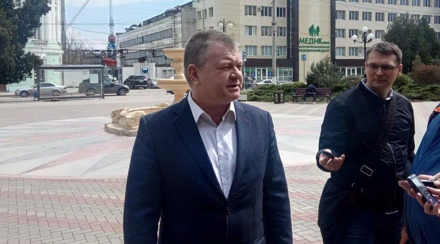 Бывший мэр Керчи Бороздин назначен на должность замминистра транспорта Крыма