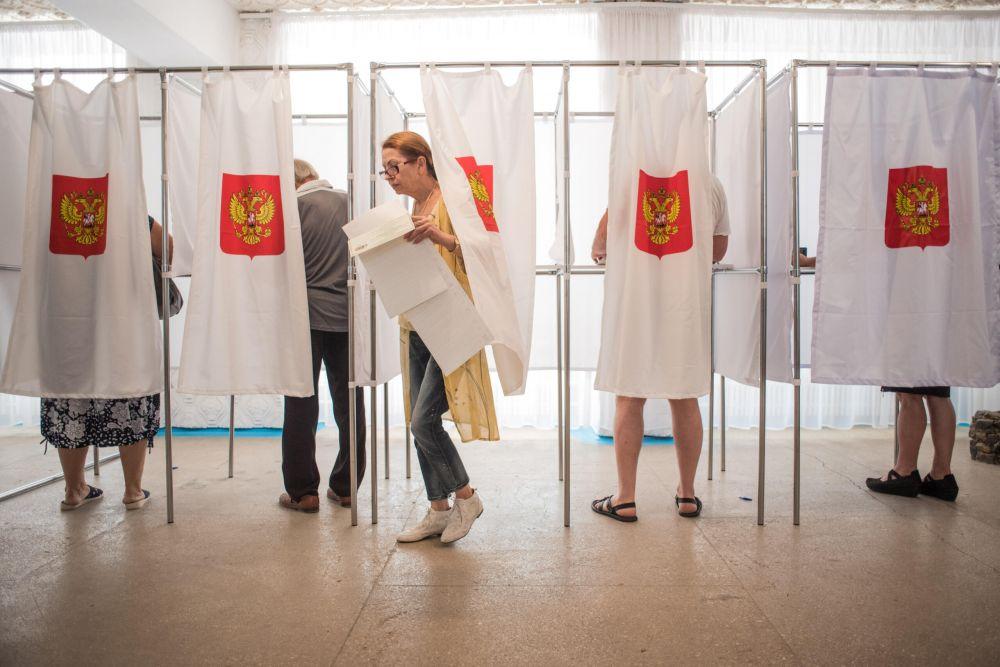Безопасные выборы: как подготовились регионы Крыма