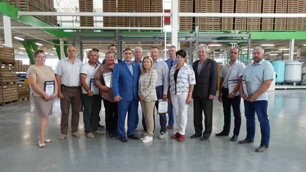 Крымские аграрии собрали более 20 тысяч тонн яблок – Андрей Рюмшин