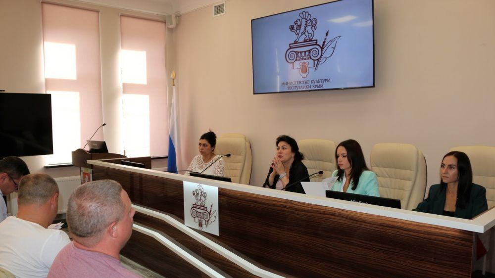 Арина Новосельская провела совещание по статусу выполнения работ на объектах, находящихся в зоне риска
