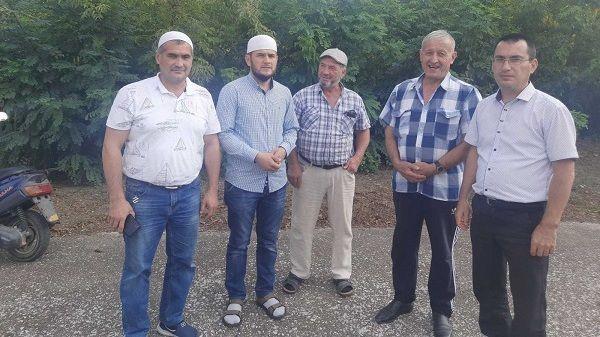 Осуществлен выезд мобильной группы в село Октябрь