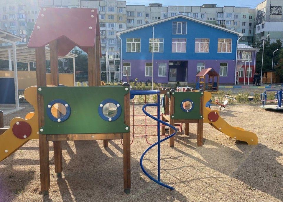 В Симферополе 16 сентября откроется модульный корпус детсада «Жар-птица»