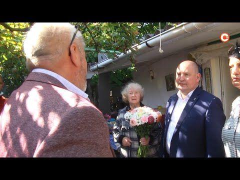 Михаил Развожаев совершил рабочую поездку в Орлиное (СЮЖЕТ)