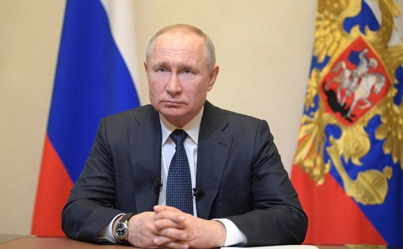 Владимир Путин призвал россиян проголосовать на предстоящих выборах в Госдуму