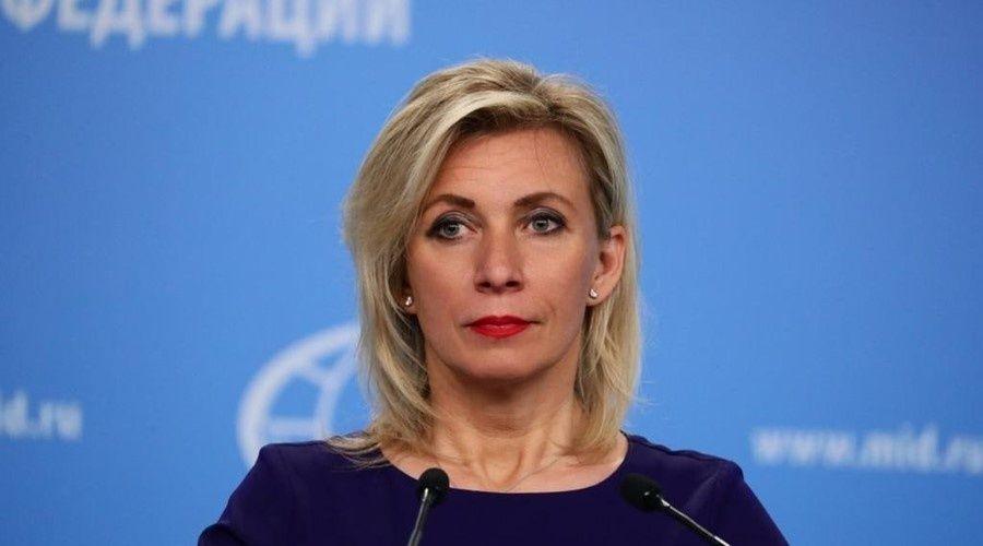 Захарова призвала Запад пресекать высказывания украинских политиков о войне с Россией