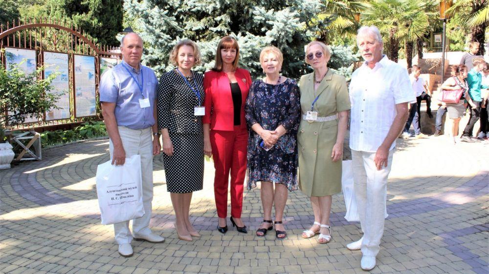 В Алуште состоялось открытие XХVI Шмелёвских чтений