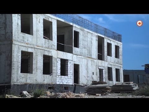 Поликлинику в бухте Казачьей построят к концу года (СЮЖЕТ)