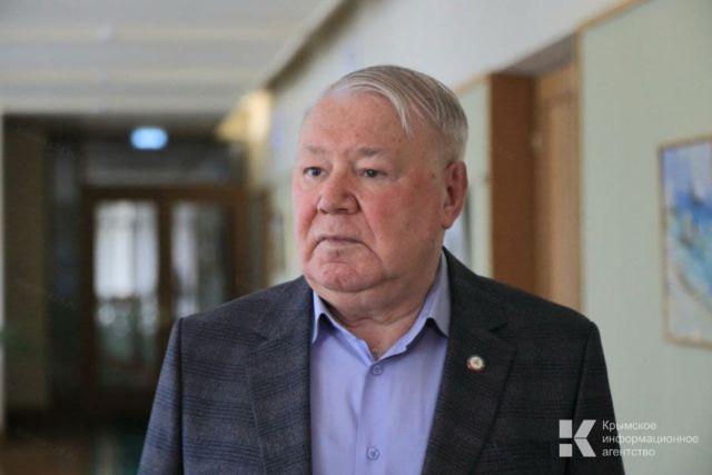 Председатель Общественной палаты Крыма отмечает юбилей