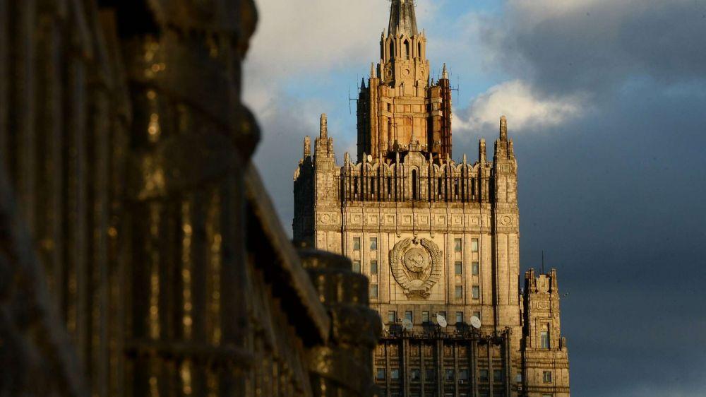 МИД РФ ожидает от Праги освобождения россиянина Франчетти
