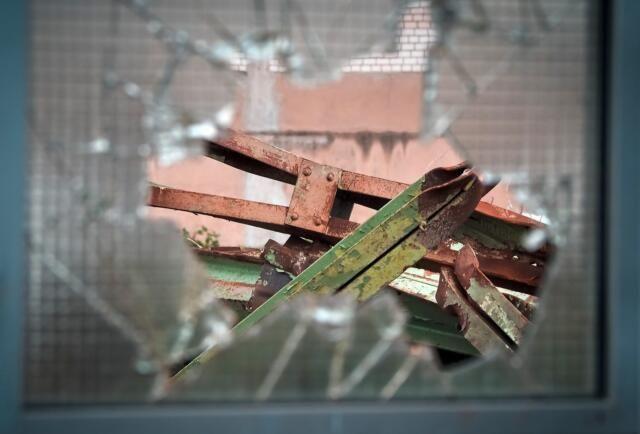 Студенты попались на краже металлолома с дачи под Симферополем