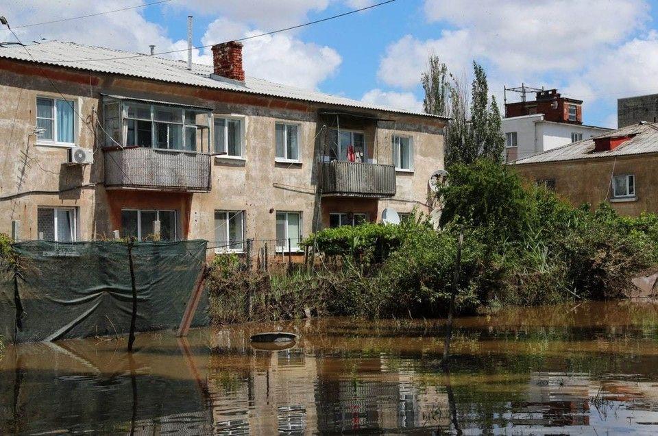 Пострадавшие при потопе крымчане начнут получать компенсации 22 сентября