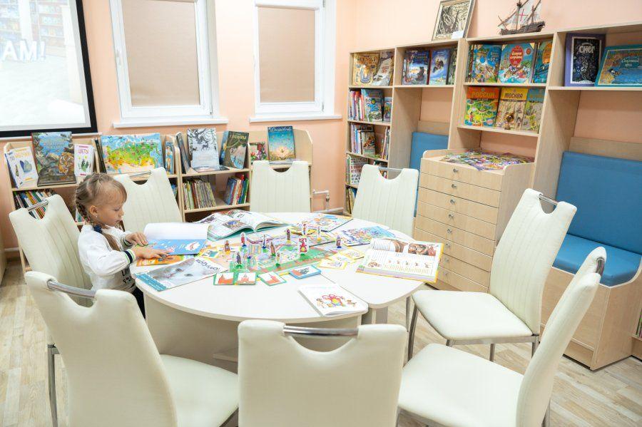 В Севастополе открыли вторую модельную библиотеку