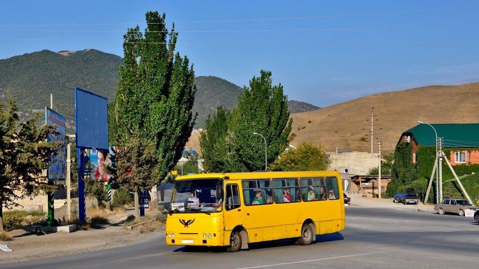 Обратите внимание! Актуальное расписание движения автобусов городского округа Судак