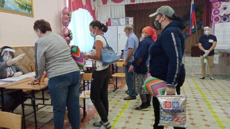 Явка на выборах в Крыму 17 сентября составила 23.55%