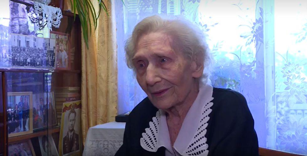 В Крыму ветеран Великой Отечественной войны приняла участие в выборах