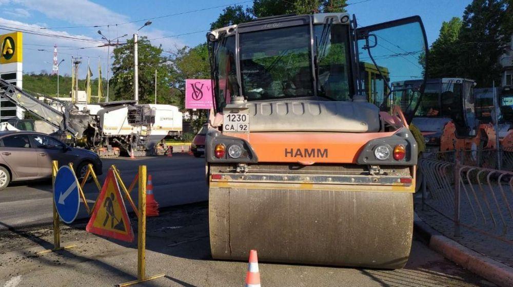 В Крыму отремонтируют несколько дорог еще на 300 миллионов рублей