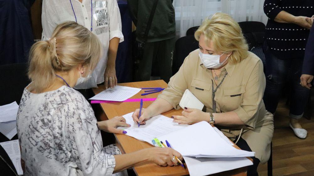 В Ялте стартовали выборы депутатов Госдумы