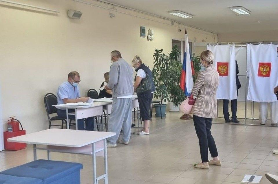 В Крыму проголосовали первые 15% избирателей – данные ГАС «Выборы»
