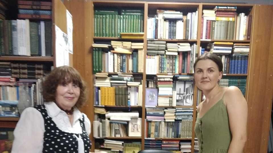 Крымский литературно-художественный мемориальный музей-заповедник получил в дар семь тысяч томов книг
