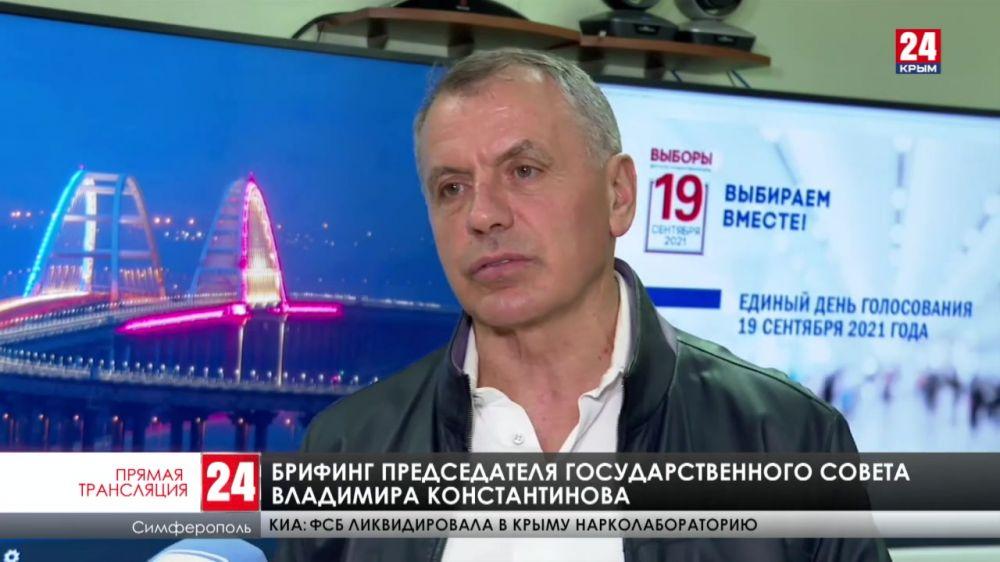 Более 20% крымчан проголосовали в первый день выборов в Государственную Думу