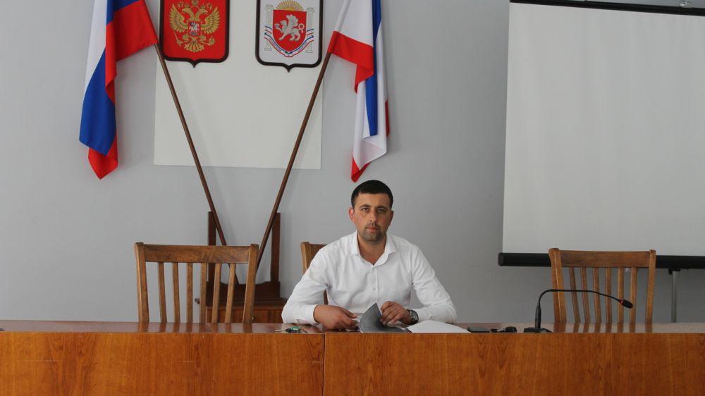 Заместитель Главы Администрации Ленинского района Амет Абильвапов провел очередное заседание антинаркотической комиссии Ленинского района