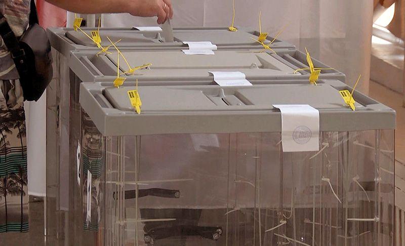 В Севастополе началось голосование