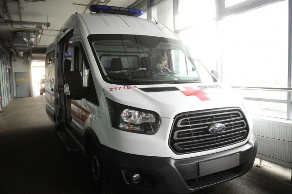 Парень обокрал машину скорой в Симферополе на 23 тысячи рублей