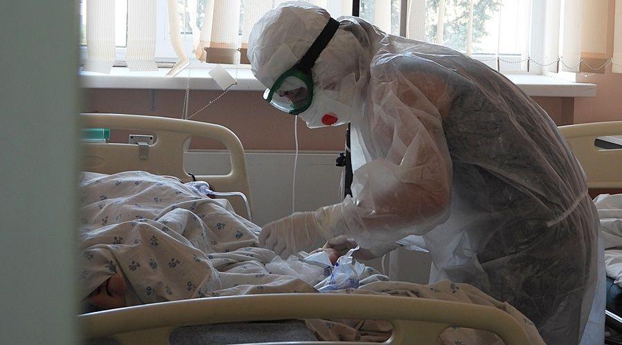 Четвертую волну коронавируса ждут в Крыму