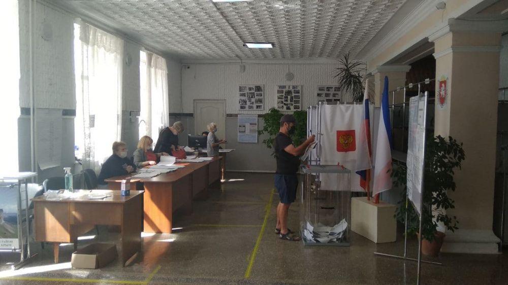 Как голосует Белогорск?