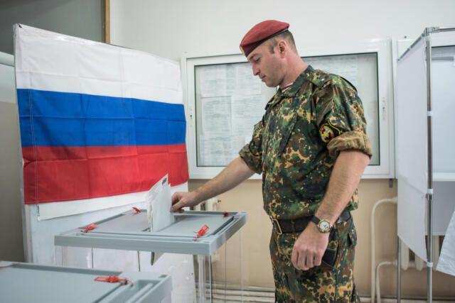 Украинские санкции не повлияют на избирательный процесс в Крыму