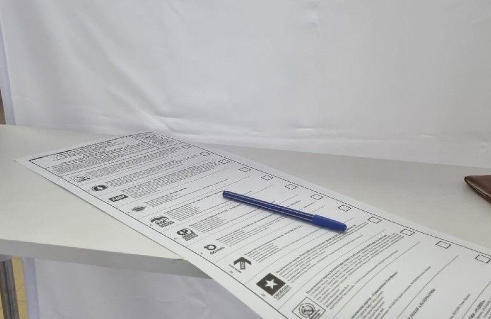 Почти 316 тысяч человек проголосовали на думских выборах в Крыму