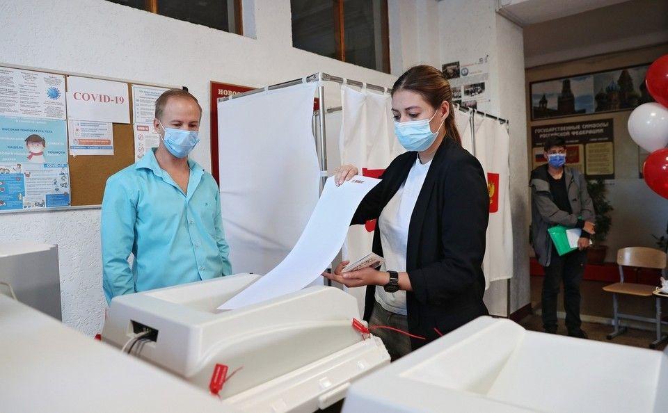 Явка на второй день голосования в Крыму превысила 29%