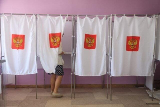 Крымская молодежь активно участвует в выборах