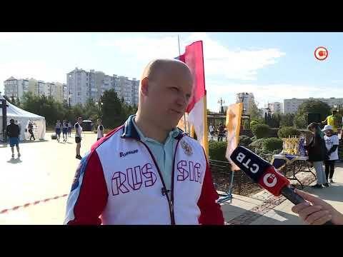 В Севастополе прошел ежегодный забег «Кросс нации» (СЮЖЕТ)