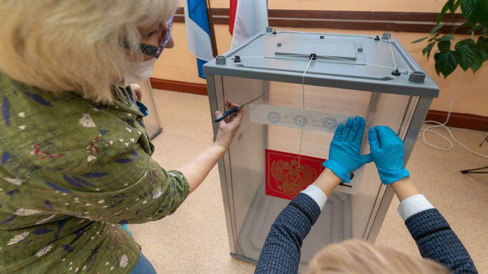Второй день выборов: явка и обстановка на участках в Крыму