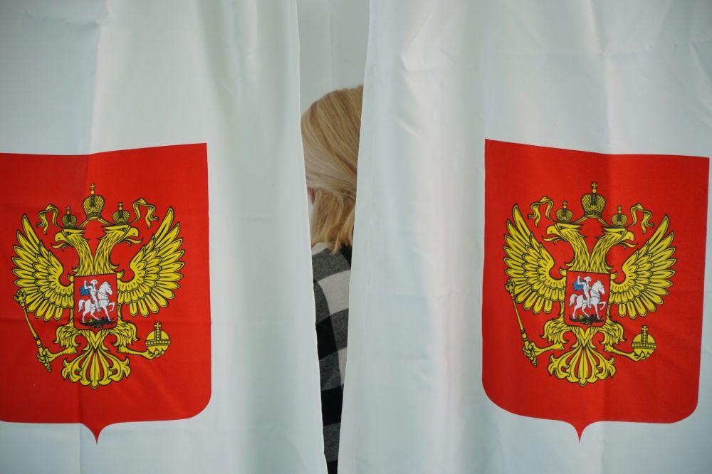 35% жителей Крыма уже приняли участие в выборах