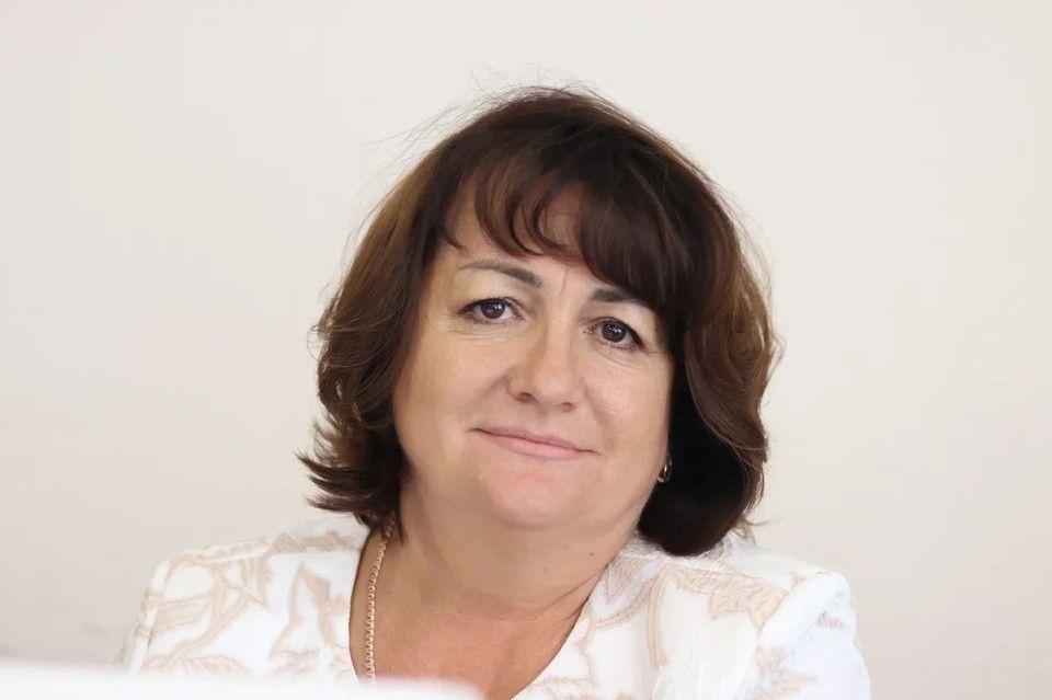 Надежда Краденова: голосую за новые рабочие места