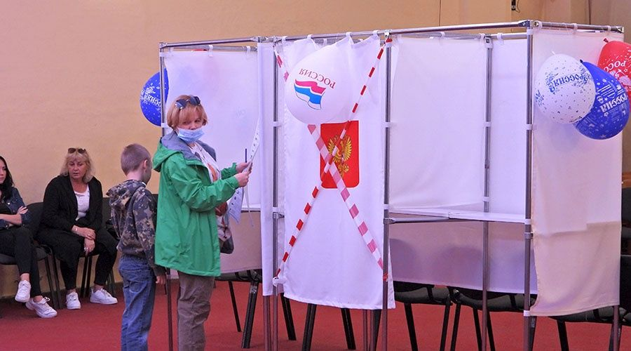 Выборы в Госдуму в Крыму прошли без нарушений, избиркомы начали подсчет голосов