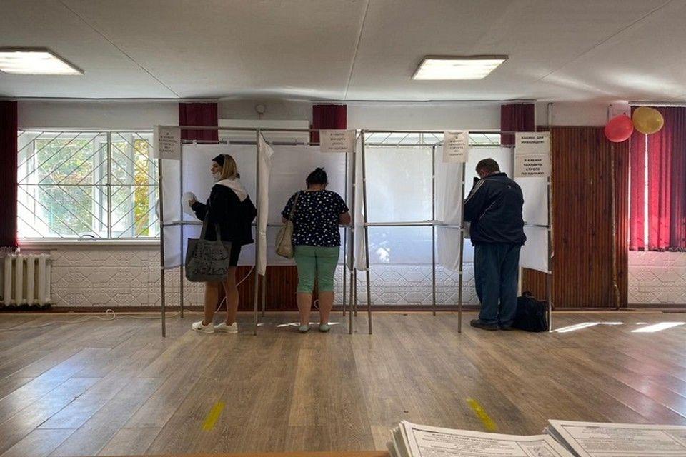 На выборах в Крыму не зафиксировали вбросов и серьезных нарушений