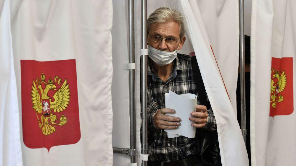 Выборы в Крыму: явка на вечер воскресенья