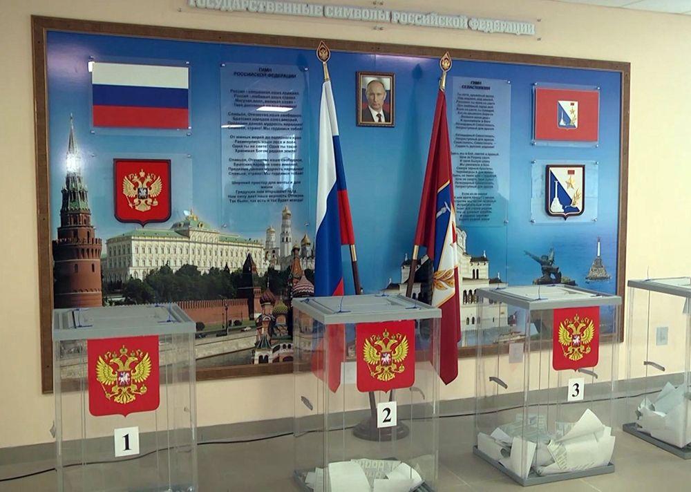Элла Памфилова заявила о восьми вбросах в России — в Севастополе нет ни одного